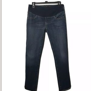 Serfontaine 26 Maternity Blue Skinny  Jeans